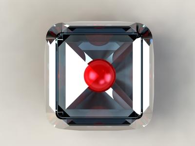 Secret App Icon Diamond