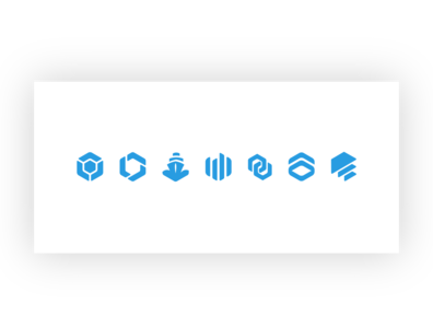 CloudBees Product Icons