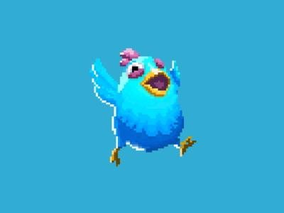Pixel Chicken