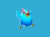Pixel Chicken
