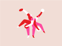 Dancing Dancers