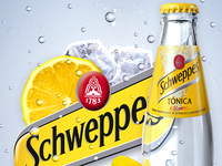 Schweppes Hostelry Bottle Promo