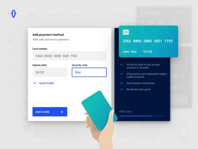 Quark POS - adding payment method
