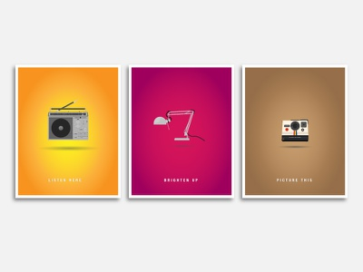If They Could Speak realistic illustration flat design