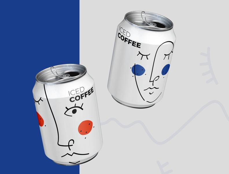 COFFACE Coffeeshop Logo & Branding