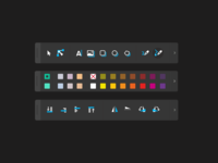Palette Swatches Colour Inkscape