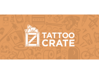 Tattoo Crate Logo and Branding