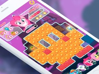 My Little Pony: Puzzle Party. Alternative screens
