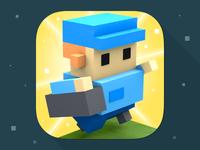 iOS Game App Icon