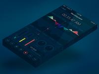 Professional sound recording application
