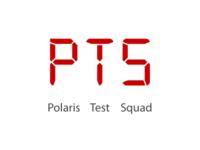 Polaris Test Squad (PTS) Logo