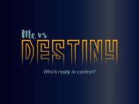 Me vs Destiny Logo