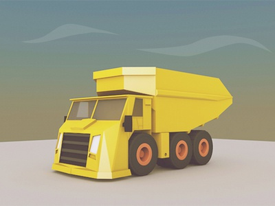 Dumptruck | Test Render