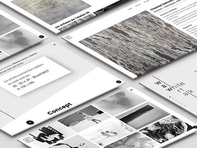 WAW web design web design branding