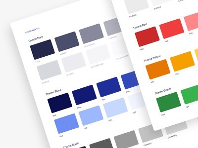 The Blue Thursday - Form Blocks text fields text field ui components ui component color guide color palette style guide component design component library ui design sign in form sign in page sign up design systems design system form design signup sign in