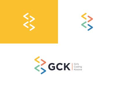 Girls Coding Kosova / logo design