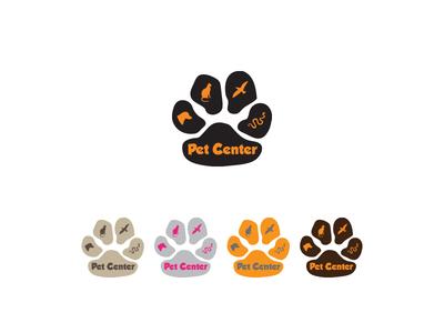 Pet Center / logo design