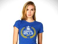 Mongol Rally 2017 T-shirt
