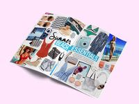 NW Magazine fashion spread