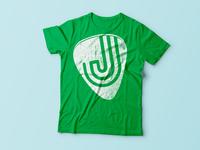 Jungle Merchandise promo tshirt