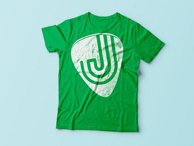 Jungle Merchandise promo tshirt promotion music bands merchandise t-shirt lettering graphics staff design logo branding