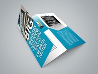 Three Fold Brochure  SAM Digital Solution