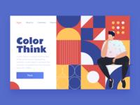Think Your Color Palette
