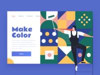 Make Your Color Palette