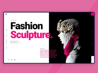 Fashion sculpture