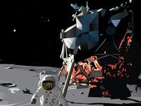 Apollo 11 Vector