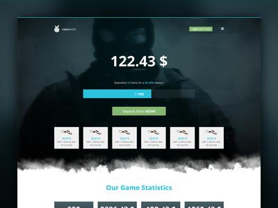 CSGOFRUITZ Skin Gambling