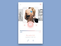 Daily 009 music player v01