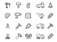 Download 50 Free Vector Construction Icons
