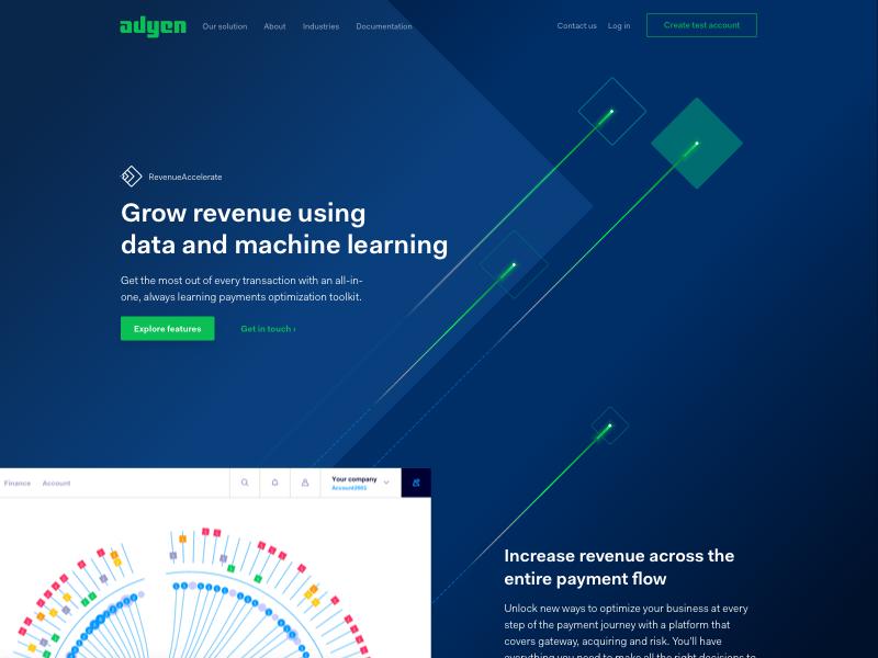 Revenue accelerate