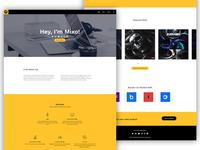 MixoFX Website Design