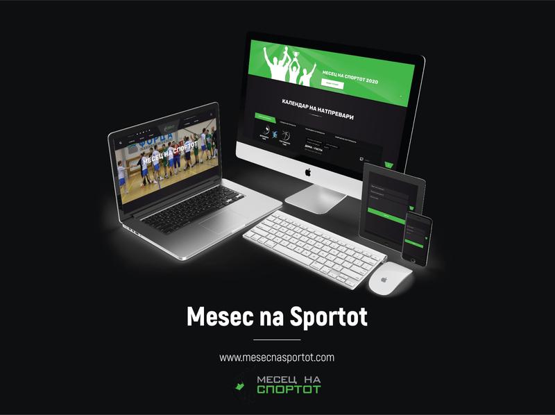 Web Design & Development – MesecNaSportot.com | IA wordpress web development website web design