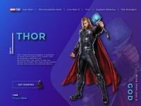 Thor | Phase One - Marvel Studios