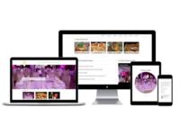 Web Design and Development | Restoran Hanibal  - Website