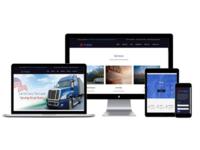 Web Design and Development | Alexdon Logostics - Website