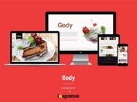 Web Design and Development - Gody.mk | Imaginative Advertising