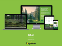 Web Design and Development - Izbor.mk | Imaginative Advertising