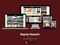 Web Design and Development - Slepchemanastir.com.mk | IA