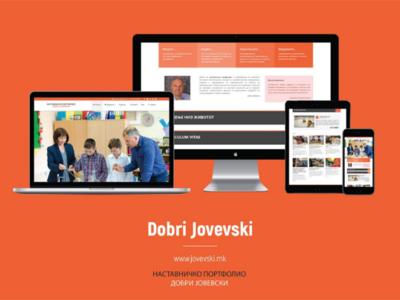 Web Design and Development - Jovevski.mk | Website