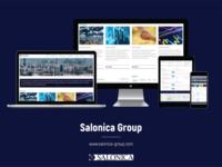 Web Design and Development - Salonica-group.com | Website
