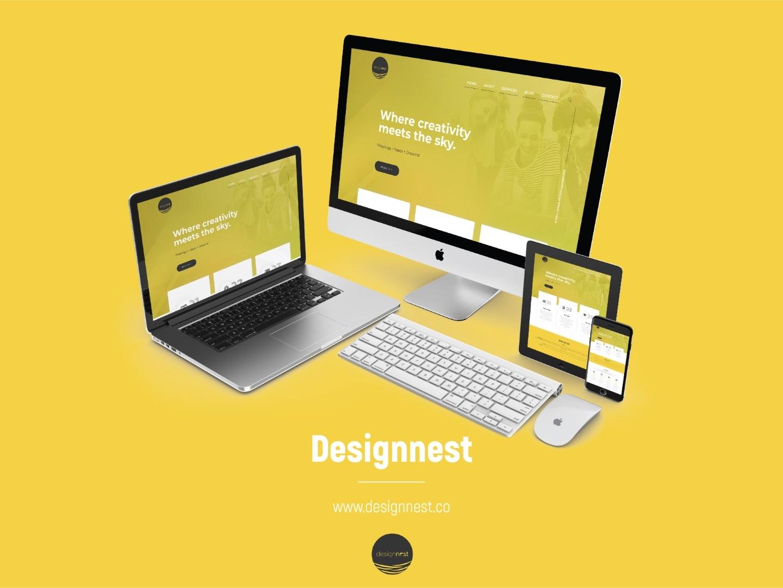 Web Design & Development - Designnest.co | Website wordpress web development web design website
