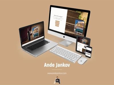 Web Design & Development - Andejankov.com | Website wordpress website web development web design