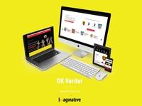 Web Design & Development – OKVardar.mk | IA
