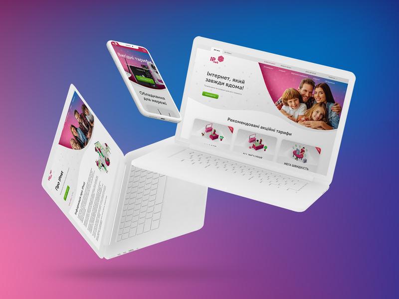 IPnet's web site design site ui design ui  ux graphic design digital production animation user experience ux design digital ux ui design web design