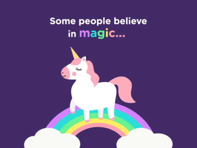 We believe in results
