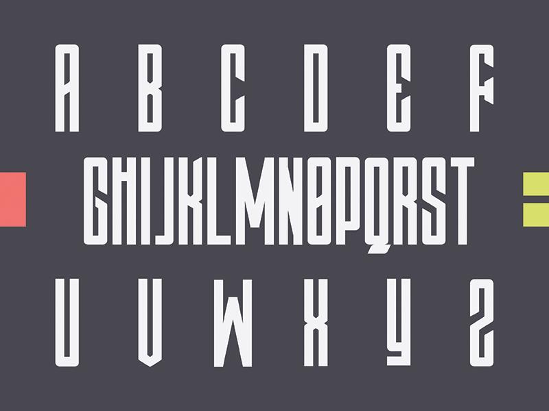 Gestalt - Font